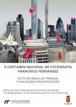 X Certamen Nacional de Fotografía Francisco Fernández
